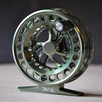 BVK 0 - 0/1 Super Large Arbor Fly Reel by Temple Fork Outfitters