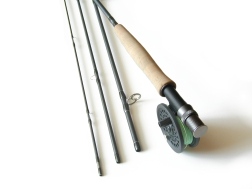 6wt, 9ft, 4pc TiCr Concept 1 Combo 