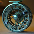 BVK IV - 10/12 Super Large Arbor Fly Reel by Temple Fork Outfitters