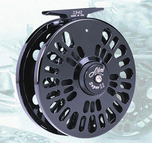 Super 11 Fly Reel by Abel