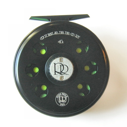 Cimarron 4 Fly Reel by Ross Reels