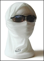 5bb3075603fa9 White H.A.D. Headwear UV Sun Protector Miracle Scarf  Fly Fishing ...