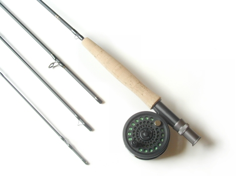 4wt, 9ft, 4pc Professional Concept� 1 Combo