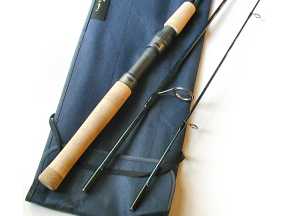 Medium TiCr� Travel Spinning Rod 6-12lb. 6.5ft. 3pc by Lefty Kreh & TFO