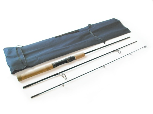 4-10lb. 7ft. 6in., 3pc TiCr² Spinning Rod