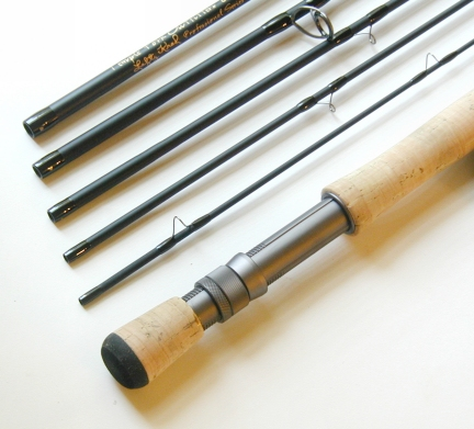 8wt, 9ft, 6pc Lefty Kreh Signature Pro Series Fly Rod by TFO