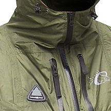 Fishing rain gear for Fly fishing rain jacket