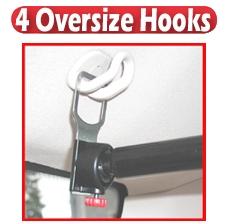 Oversized Hooks