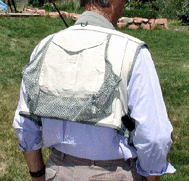 Outfitters Fly Vest by BW Sports