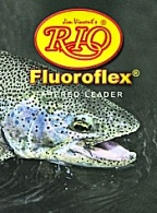Fluorocarbon Knotless Tapered Leader by RIO