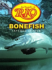 Knotless Bonefish Leaders by RIO