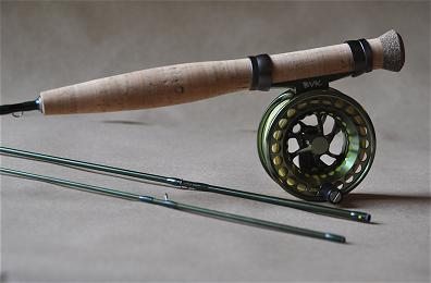 1 2wt 5ft 3pc Finesse Series Fly Rod Bvk 0 Fly Reel Rio