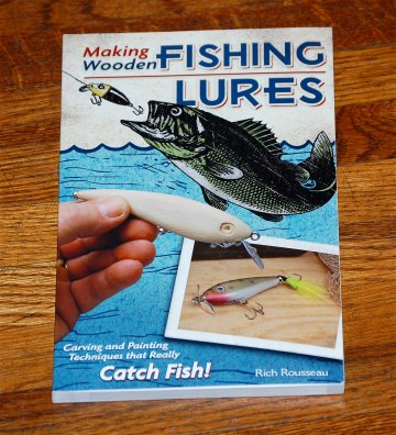 Pdf diy wood fishing lures download wood carving online for How to make your own fishing lures