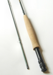 """Temple Fork Signature 2 Fly Rod 2 wt 6/'0/"""" 2 pc."""