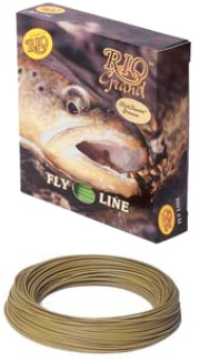 RIO Grand® Fly Line - for Fast Action Fly Rods
