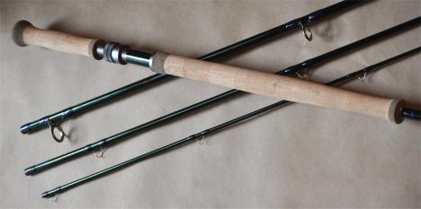 Pandion Series Spey Rods by TFO Flyrods