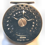 Integrity Large Arbor Saltwater Fly Reel by Okuma