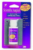 Fly Line Dressing & Cleaning Pad by Scientific Anglers