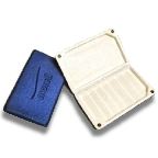 The Lightest Fly Box - Blue - Large by Morell