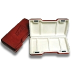 The Lightest Fly Box - Red- Salt by Morell