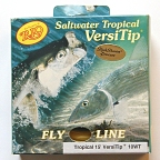 Tropical VersiTip Interchangeable Tip Fly Line by RIO