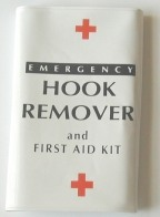 Hook Remover and First Aid Kit