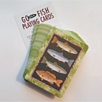Fly Fishing Poker Cards