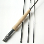 3wt, 7ft-6in, 4pc Lefty Kreh Professional Series Fly Rod by Temple Fork Outfitters