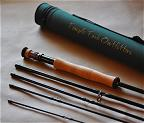 TFO Fly Rods - BVK Series - 8wt, 9ft, 5pc