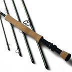 5wt, 10ft, 5pc Jim Teeny Signature Series Fly Rod by Temple Fork Outfitters