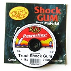 Trout Shock Gum Tippet Material in Spools by RIO
