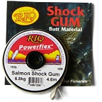 Salmon Shock Gum Tippet Material in Spools by RIO
