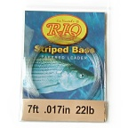 20lb. 7ft. Striped Bass Knotless Tapered Leader by RIO