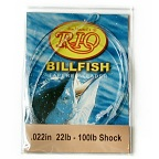 100lb. Shock Tippet on 22lb. Billfish Hand Tied Leader by RIO