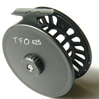 Large Arbor 425 10/12 Fly Reel by TFO