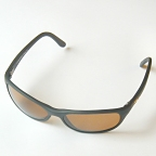 Cayman Sunglasses w/ Copper Polarized Glass Lenses by Action Optics