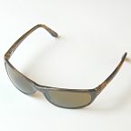 Cayman Sunglasses w/ Brown Polarized Glass Lenses by Action Optics