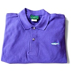 Purple Tarpon Knit Shirt by Burleson Sporting Co.