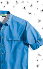 BUZZ OFF Lite Long Sleeve UPF 30 Fly Fishing Shirt by ExOfficio