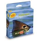 Saltwater Tropical Powerflex Core Full Intermediate Sinking Fly Line w/ Clear Aqualux� Tip by RIO