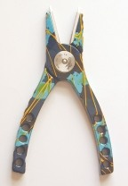 Pliers #4 in Custom Camo Coral Pattern 16 by Abel