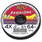 PowerFlex Tippet Material Spools by RIO
