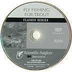 Fly Fishing For Trout - DVD with Gary Borger