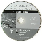 Strategies For Selective Trout - DVD with Doug Swisher