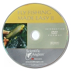 Fly Fishing Made Easy  - DVD with Brian and Judith O'Keefe