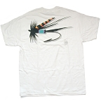 Dry Fly Pocket T-Shirt by Vaughn Cochran