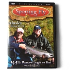 Vol. 1 Alaska: Kenai River DVD by Sporting Fly
