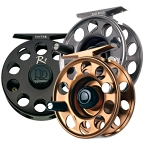 Rhythm 1 2/4 Fly Reel by Ross Reels