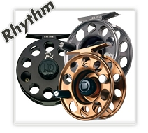 Ross Rhythm Fly Reels