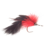 Red Tarpon Fly 2/0 by East Cut Saltwater Flies